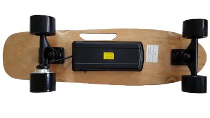 E Rula E Skateboard